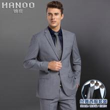 男士西服三件套装职业装正装商务修身型西装新郎礼服上班工件服潮